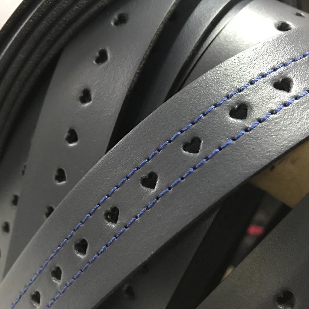 fabrication de ceintures en cuir haut de gamme