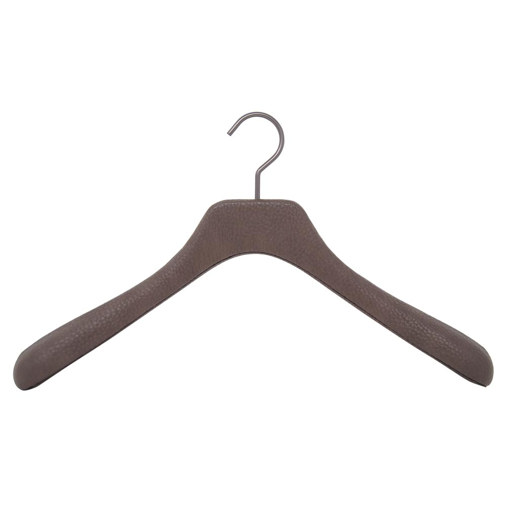 Bespoke leather or PU leather hangers