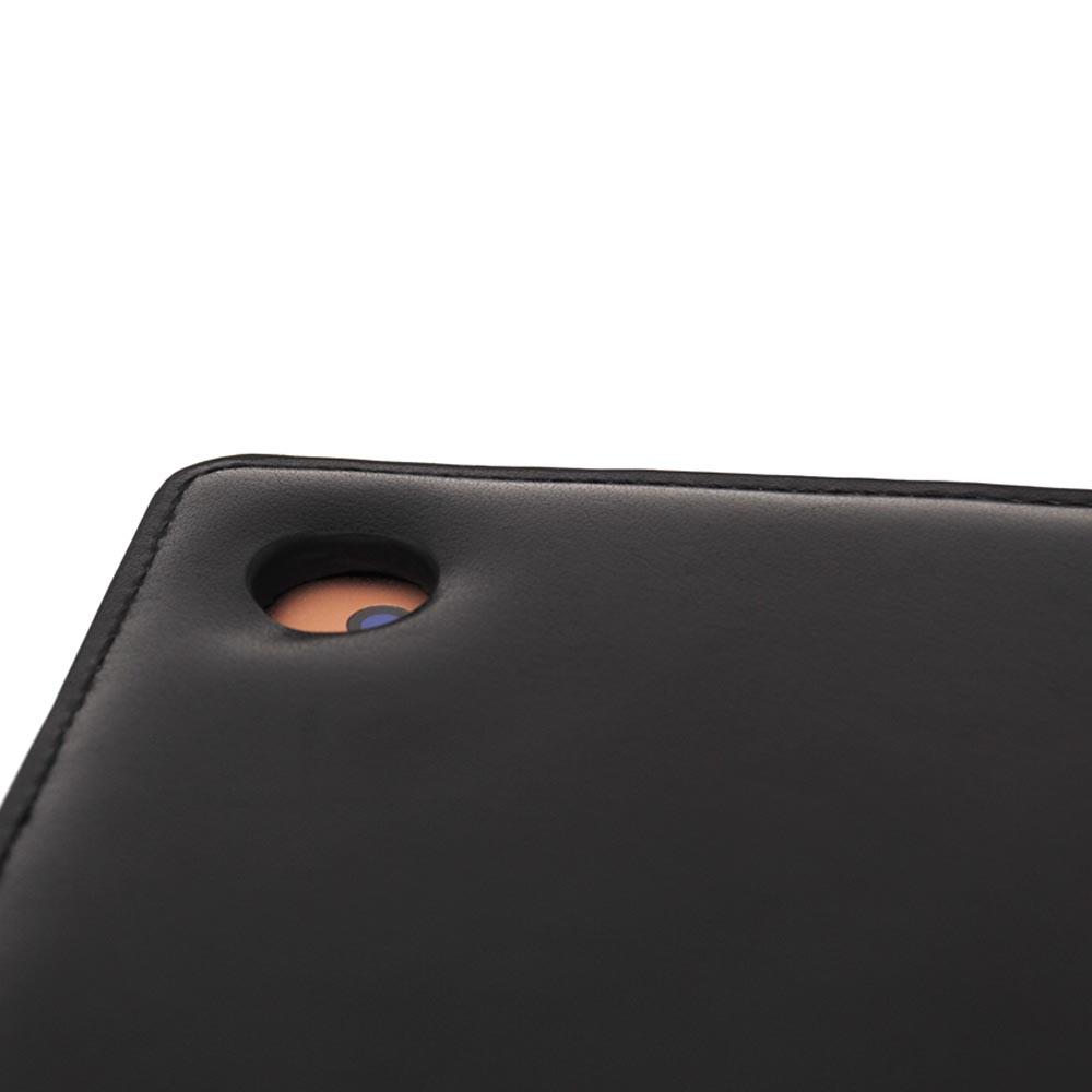 leather Ipad holder